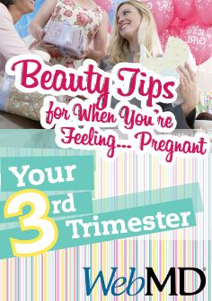First-Trimester Changes  As you look forward to that special day when your baby will be born, you're expecting your waistline to expand! But did you know that pregnancy affects your body in other ways? Early in your pregnancy, hormones cause your breasts to feel full and tender. Hormones can also cause bouts of morning sickness, especially in the first trimester.