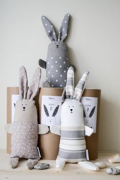 Items similar to Brown bunny toy for baby girl, Stuffed cotton Bunny sleep toy, Polka dots pattern natural fabric toy, Handmade bunny toy, Nordic rabbit toy on Etsy Bunny Plush, Bunny Toys, Bunny Rabbits, Baby Girl Toys, Toys For Girls, Kids Girls, Fabric Toys, Fabric Crafts, Scandinavian Toys