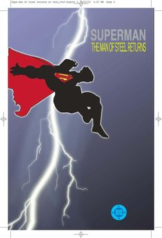 Superman: The Man of Steel Returns