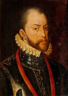 Philip of Spain Antonis Mor (1512–1516–c.1576) (after) Colchester and Ipswich Museums Service