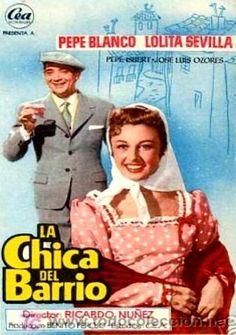 La chica del barrio (1956)