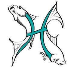 Aquarius Pisces Art | pisces tribal symbol pisces tattoos for girls
