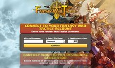 Learn how you can do Fantasy War Tactics Hack and cheats on Android and iOS Today with this Fantasy War Tactics Hack guide. We today will teach you the best way to do Fantasy War Tactics Cheats. To get unlimited Crystals and Gold on Fantasy War Tactics android and iOS game. In this tutorial, completely …