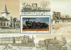 [Steam Locomotives, type DL1]