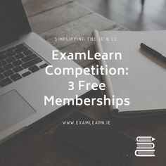 3 FREE EXAMLEARN MEMBERSHIPS   To enter this competition to win 3 free ExamLearn memberships simply tag three friends in this post and follow our page.  With schools closed and the Junior & Leaving Cert approaching an ExamLearn membership is a lifesaver. We offer top quality notes hundreds of LC Maths videos exam questions by topic online grinds and much more. Good luck to everyone who enters! - facebook.com/rlwonderland Three Friends, Life Savers, Maths, Schools, Competition, Cards Against Humanity, This Or That Questions, Facebook, Videos