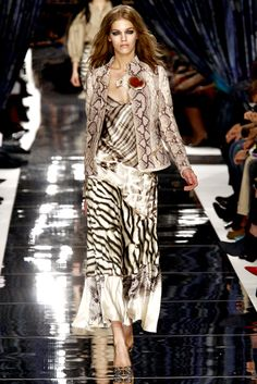 Just Cavalli Spring 2011 Ready-to-Wear - Collection - Gallery - Style.com