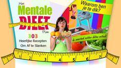 Het mentale dieet plan recepten