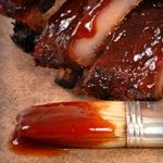 Barbecue Sauce: 10 servings, 4.1 net carbs per serving, phases 2-4
