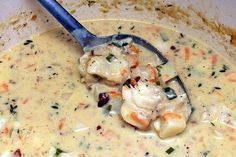 New England Style Fish Chowder. A family favorite for 35+ years. From TheYummyLife.com