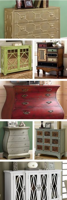 Liven up your space with an accent chest in a saturated color. Complement your decor and enjoy extra storage with our favorite accent cabinets. Visit Wayfair and sign up today to get access to exclusive deals everyday up to 70% off. Free shipping on all orders over $49.