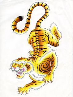 If I was getting a tattoo, it would be a tiger =^..^=