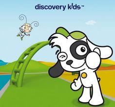 Imagens do Doki Discovery Kids
