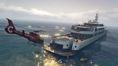 GTA Online Rumored To Be Getting A Yacht