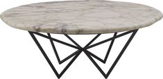 Casual yet refined, the tumbled stone top of the Tumble Cocktail Table offers an earthy quality to any room. The Kara Mann Collection for Baker | Milling Road