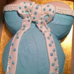 My baby shower cake for my baby boy