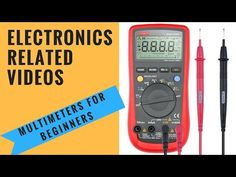 How to use a multi-meter to perform a continuity test - YouTube