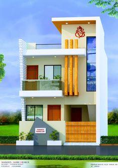 Single Floor House Design, Modern Small House Design, Modern Exterior House Designs, Classic House Design, Latest House Designs, 3 Storey House Design, Bungalow House Design, House Outside Design, House Front Design