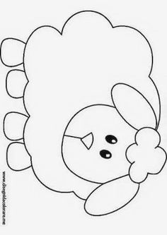 Art Drawings For Kids, Drawing For Kids, Easy Drawings, Art For Kids, Applique Templates, Applique Patterns, Owl Templates, Felt Patterns, Animal Coloring Pages