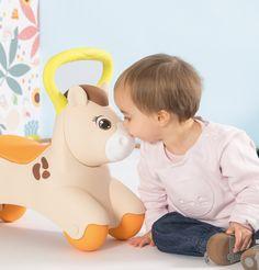 Odrážadlo s prívesom Baby #Pony #Smoby ergonomicky tvarované sedadlo a úchyt od 12 mes Baby Pony, Children, Young Children, Boys, Child, Kids, Children's Comics, Kids Part, Babies