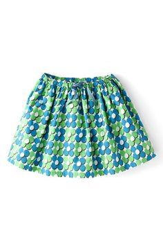 Mini Boden Jersey Skirt (Little Girls  Big Girls) available at #Nordstrom