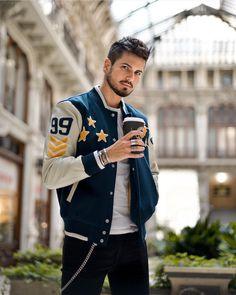 e983fbb73 181 melhores imagens de Moda Masculina em 2019 | Adidas, Drop e Dubai