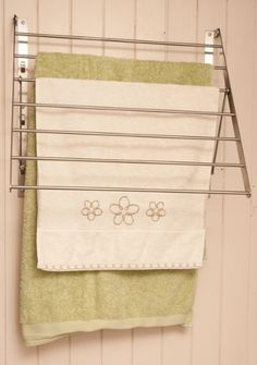 Ikea Wall Mount Clothes Drying Rack 22 Stainless Steel Foldable Laundry Hanger Grundtal