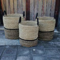 Astor Basket set of 3