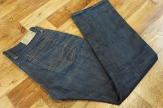 Men's REPLAY DOC Straight Regular Blue Jeans size W34 L32 #Replay #Tapered Replay, Vintage Jeans, Blue Jeans, Online Price, Jeans Size, Best Deals, Fashion, Moda, Fashion Styles