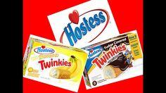 Hostess® Fudge Covered Twinkie And Banana Twinkie
