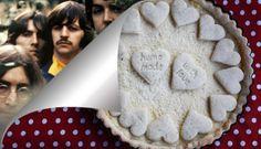 Crostata Ricotta e Cocco Alla Beatles by Barbara Tauscheck / Beatles Tart with Coconut and Ricotta