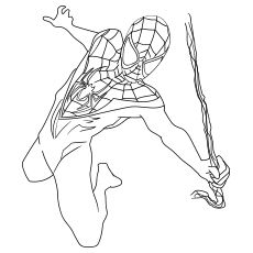 50 Wonderful Spiderman Coloring Pages Your Toddler Will Love Spiderman Coloring Spiderman Coloring Pages