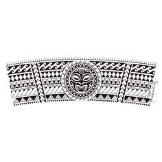 Maori Tattoo Arm, Tribal Armband Tattoo, Armband Tattoo Design, Tribal Sleeve Tattoos, Band Tattoo Designs, Crown Tattoo Design, Polynesian Tattoo Designs, Maori Tattoo Designs, Strick Tattoo