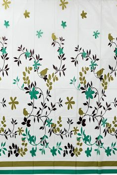 Flying Dandelion Seeds Shower Curtain Bathoom Durable Fabric Mildew Bathroom Pendant Creative with 12 Hooks 180X180CM