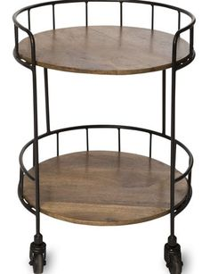 Astoria Rolling Accent Table