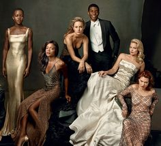 For the 20th annual Vanity Fair Hollywood Issue,...