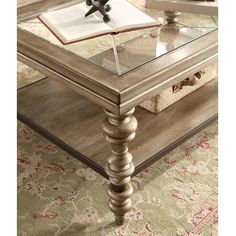 Astoria Grand Versailles Coffee Table & Reviews | Wayfair