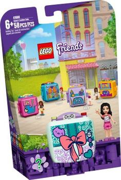 Cubes, Play Cube, Lego Friends Sets, Lego News, Birthday Gifts For Kids, Bird Toys, Cute Birds, All Toys, Creative Play