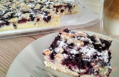 Blueberry Crumb Bars Dessert Now, Dinner Later!, Blueberry Crumb Bars Brown Eyed Baker, blueberry crumb bars smitten kitchen Read More Ab. Cake Bars, Dessert Bars, No Bake Desserts, Just Desserts, Dessert Recipes, Creme Fraiche, Blueberry Crumb Bars, Blueberry Recipes, Coffee Cake