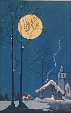 La nuit du 5 décembre...