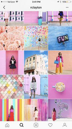 Image result for instagram grid puzzle