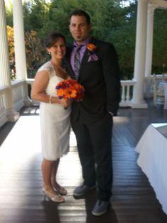 Sarah and Matt got married!