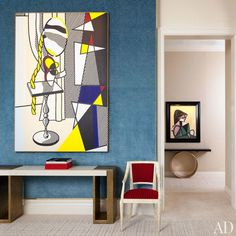 Steve Wynn's New York Apartment Photos   Architectural Digest