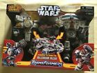 Hasbro Star Wars Transformers: Millennium Falcon Action Figure for sale online Darth Vader Death, Han Solo And Chewbacca, Metal Robot, Last Knights, Hasbro Transformers, Millennium Falcon, Sound Waves, Cool Toys, Action Figures