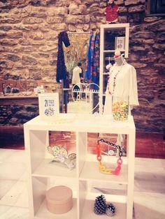 Glam Corner Showroom II Edición (Dic 2013) Palacio Villasuso . Vitoria - Gasteiz  #Complementos #21trece #Logroño