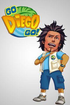 Ace Attorney • Go, Diego, Go