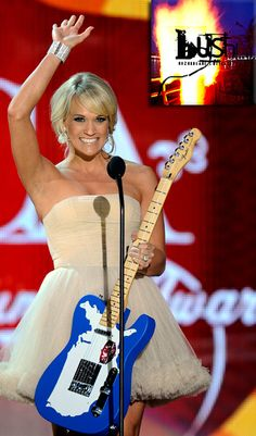 Carrie Underwood | My First Fave Record Was...