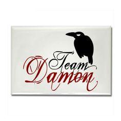 Team Damon #vampire diaries