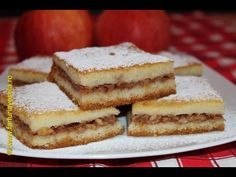 Horn shaped cookies with lard and sour cream Romanian Food, No Cook Desserts, Shaped Cookie, Sour Cream, Tiramisu, French Toast, Cheesecake, Sweets, Cooking