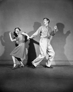 Jitterbug - my Dad is a great dancer...I never quite got this dance but love it.