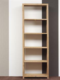 www.livinghome.nl info@livinghome.nl €484,- #kast #vakkenkast #hout #bruin #interieur